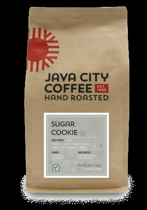 Java ity Sugar Cookie