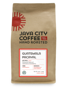 Java City Guatemala Pacayal