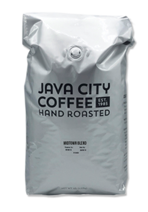 Java City 5lb Midtown Blend