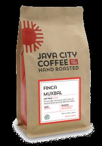 12 oz bag of Java City Coffee Finca Muxbal